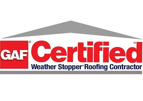GAF Roofing Materials Certified